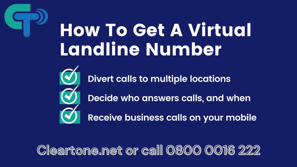 Virtual Landline Number